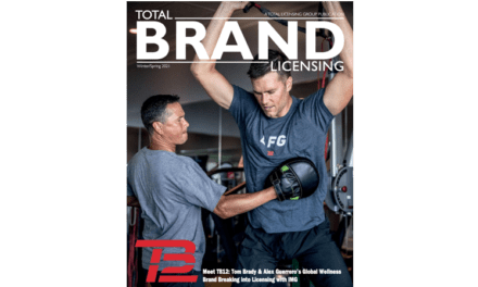 Total Brand Licensing Winter / Spring