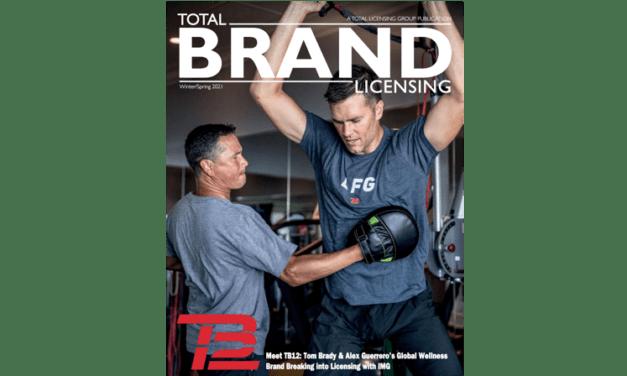 Total Brand Licensing Winter / Spring