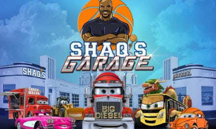 Shaq's Garage Signs Top Names