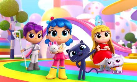 True and the Rainbow Kingdom goes Global