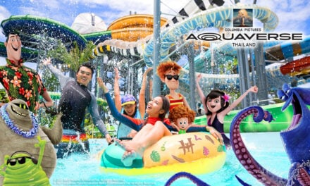 Sony to debut Aquaverse theme park