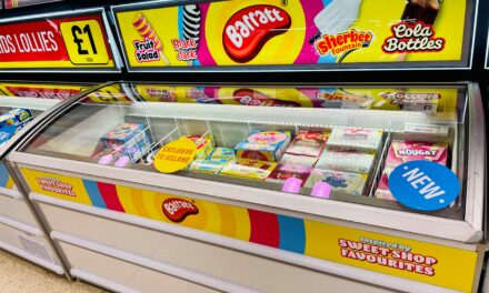 Valeo Confectionery, Iceland and The Point.1888 triple line-up of successful licensed range