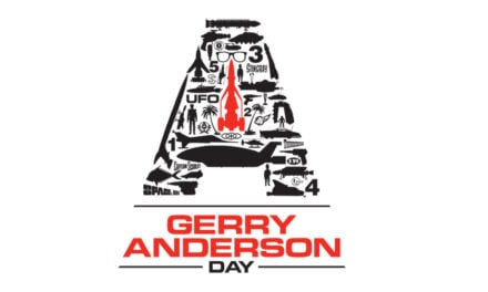 First-Ever Gerry Anderson Day