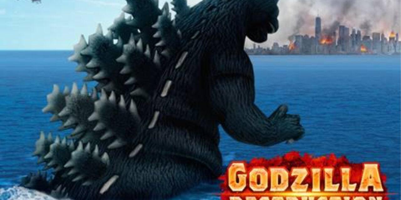 Godzilla Destruction game to launch
