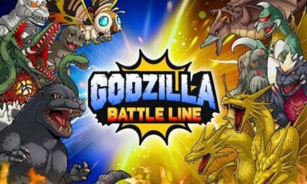 Toho unveil visuals for Godzilla Battle Line Game