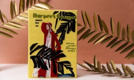 Olympia le-Tan Teams With Harper's Bazaar