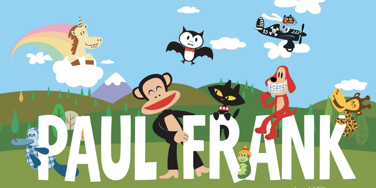 Futurity Brands appoints MDR Brand Management to leverage the iconic Paul Frank brand