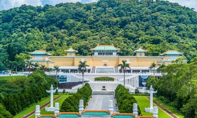 National Palace Museum first onboard with ARTiSTORY