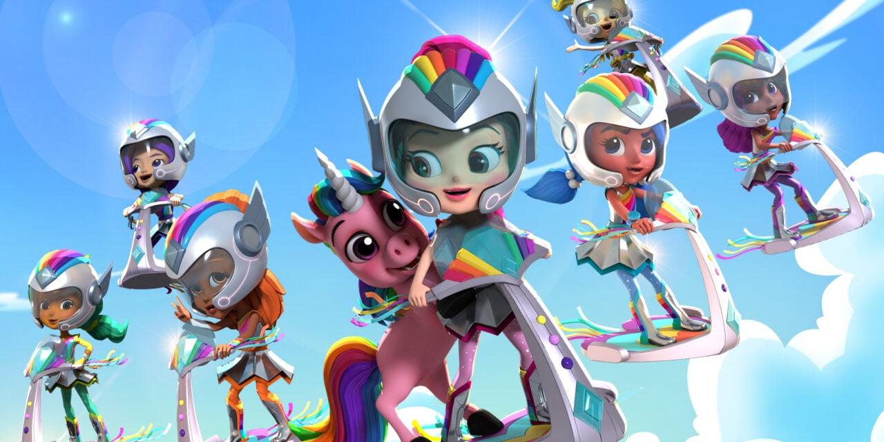 Season Three of Rainbow Rangers Set to Go