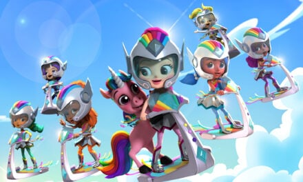Season Three of Rainbow Rangers Set to Go