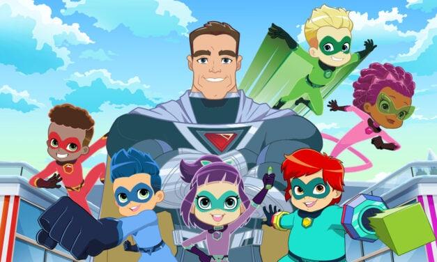 Arnold Schwarzenegger Back in the Classroom with Superhero Kindergarten from Genius