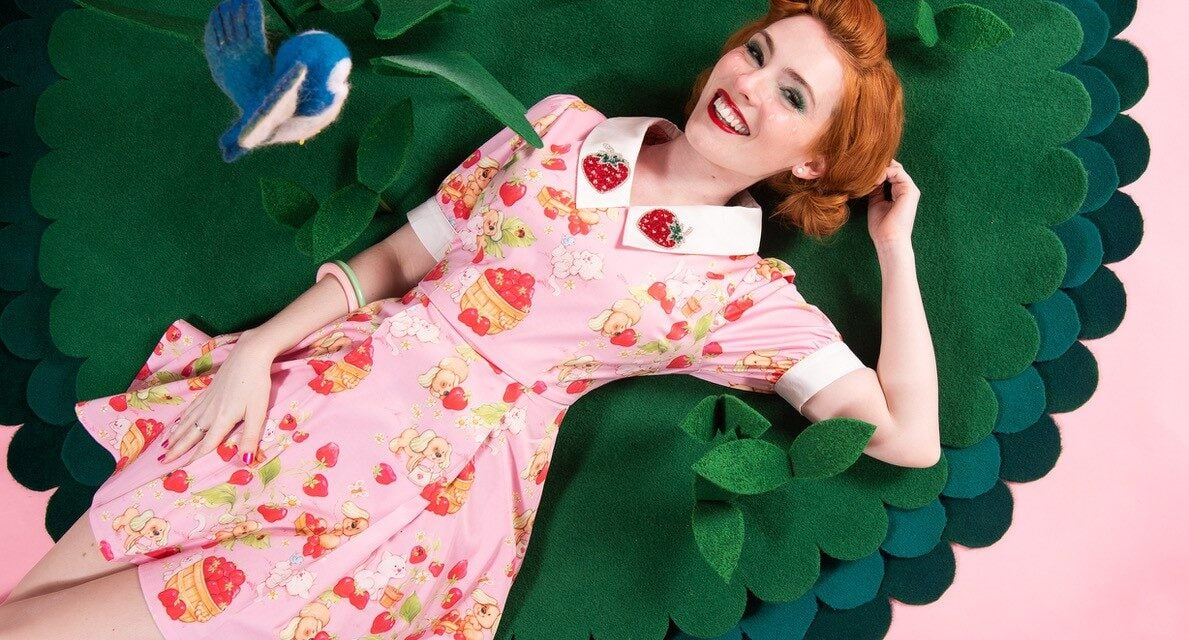 Strawberry Shortcake x Sarsparilly Collection Launches