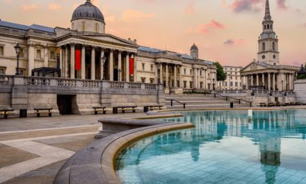 National Gallery in Deal with Kangaru Toys