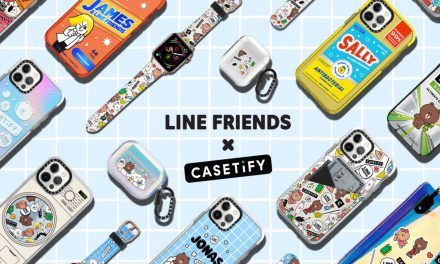 Line Friends teams with CASETiFY