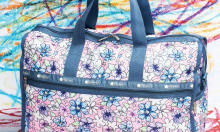 Color Your World Spring 2021 with the Crayola x LeSportsac Collaboration