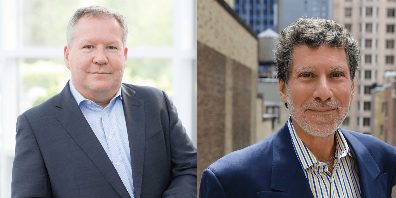 Interview with Ciarán Coyle, President & COO, LMCA and Alan Kravetz, CEO, Full Sail IP Partners