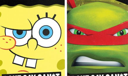SpongeBob, Daria and Garfield join forces for Ad Campaign