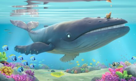 Magic Light's The Snail and the Whale Wins Annie Award