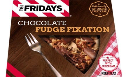 TGI Fridays and Finsbury Food TEAM UP