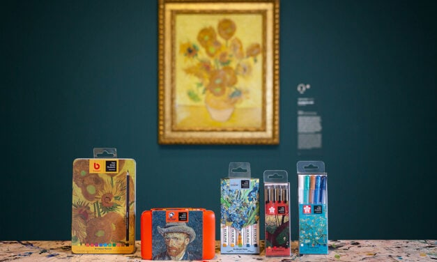 ROYAL TALENS TEAMS UP WITH VAN GOGH MUSEUM