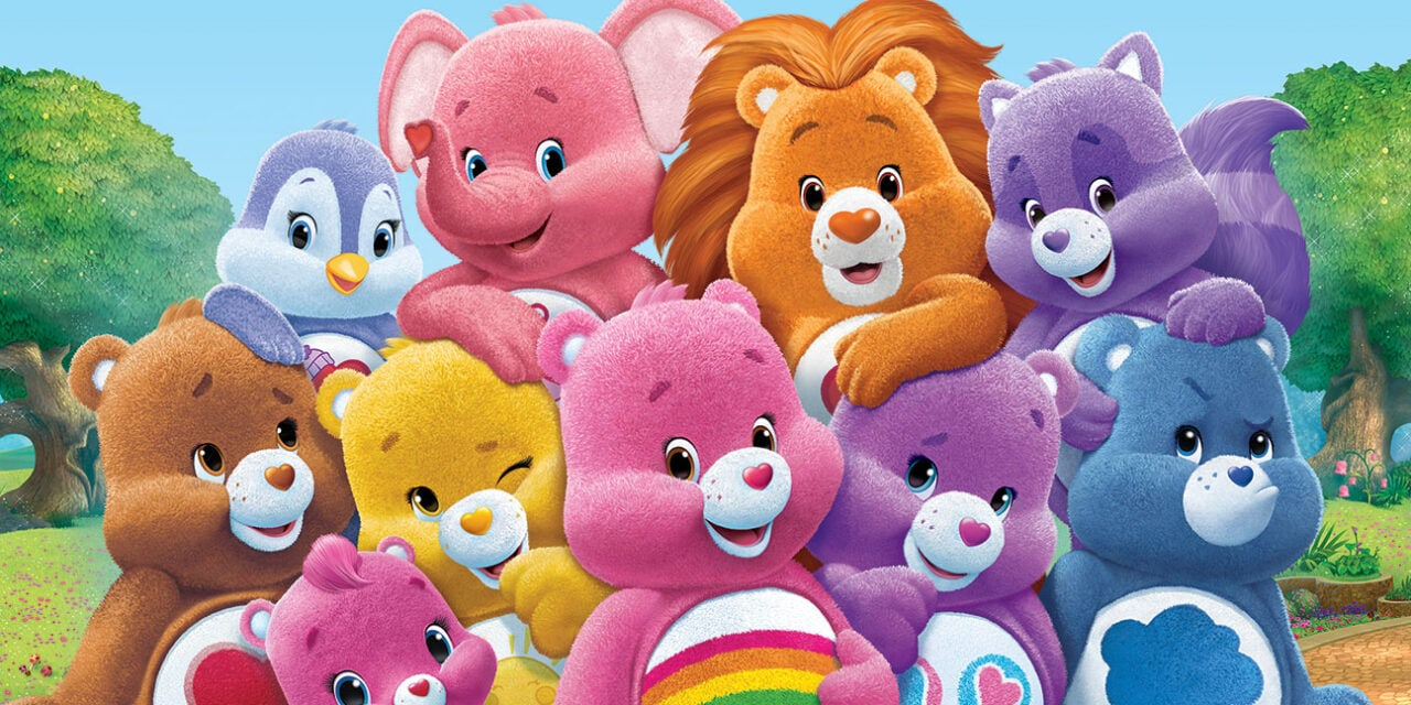 Cloudco and Moonbug to Launch Season Two of Care Bears: Unlock the Music