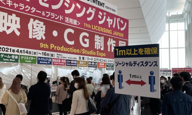 Read our Licensing Japan Show Floor Report