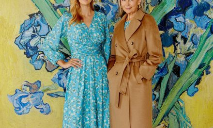 Anthea Crawford Partners with Van Gogh Museum for 45th Anniversary