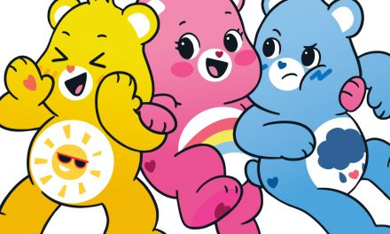 Care Bears Socks on the Way from Roy Lowe & Sons