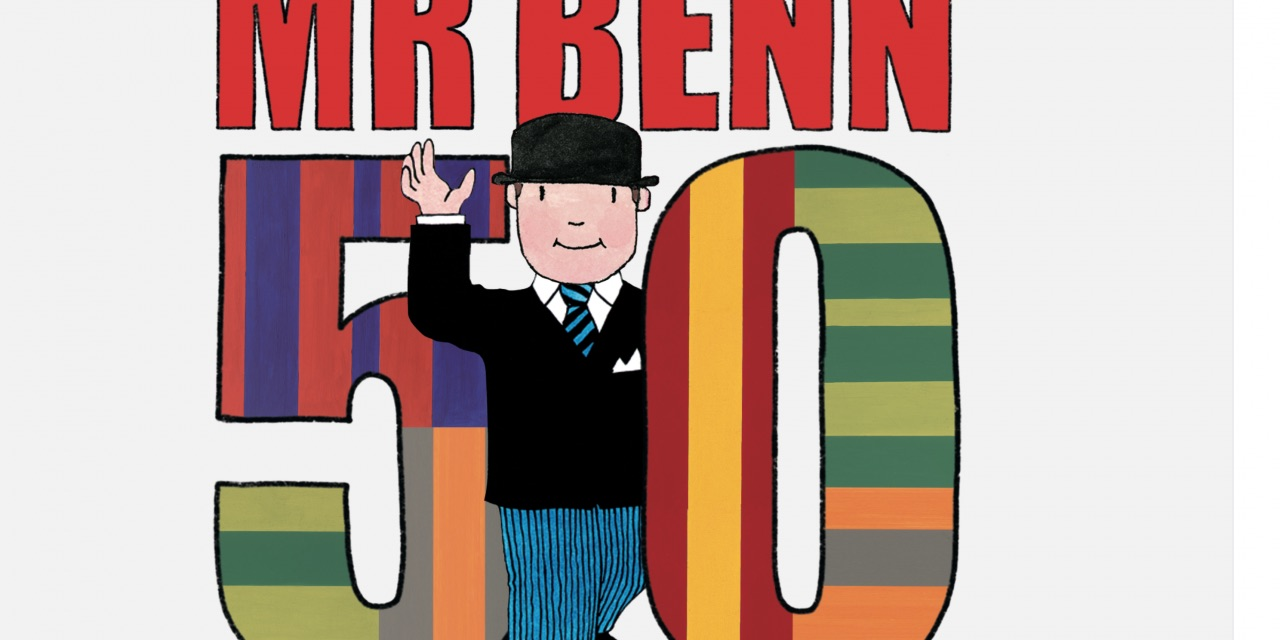 MR Benn Coins Issued for his 50th Anniversary