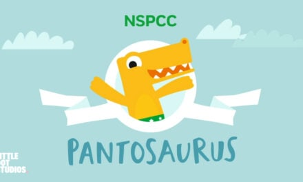 Little Dot Studios partners with the NSPCC's Pantosaurus for YouTube