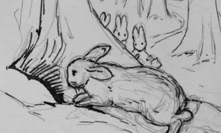 Peter Rabbit is announced as Children's Ambassador for The Queen's Green Canopy