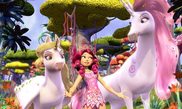 Studio 100's Mia and me Sees Continued Success in Brazil