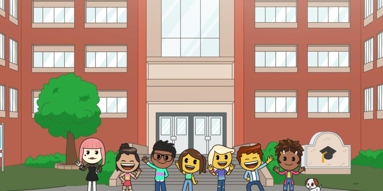 emoji and WildBrain Spark Partner for emojitown, animated series