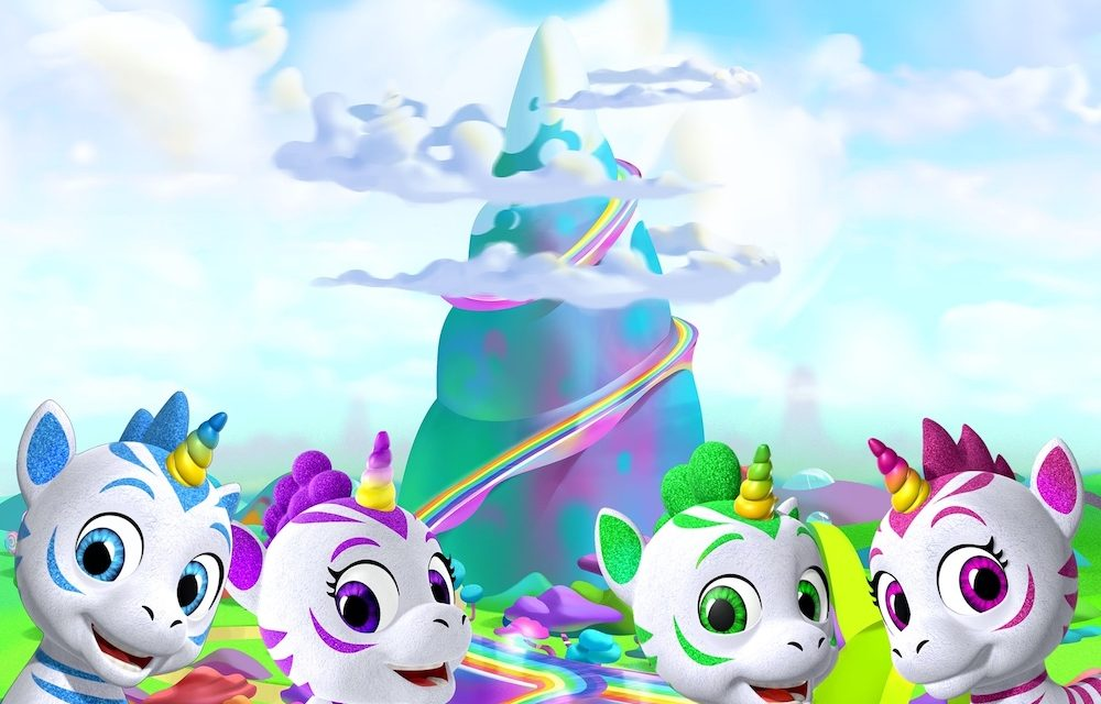 Imira Entertainment Launches Animated Preschool Series Zoonicorn in Global Marketplace