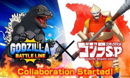 Toho Games to release three Godzilla Games