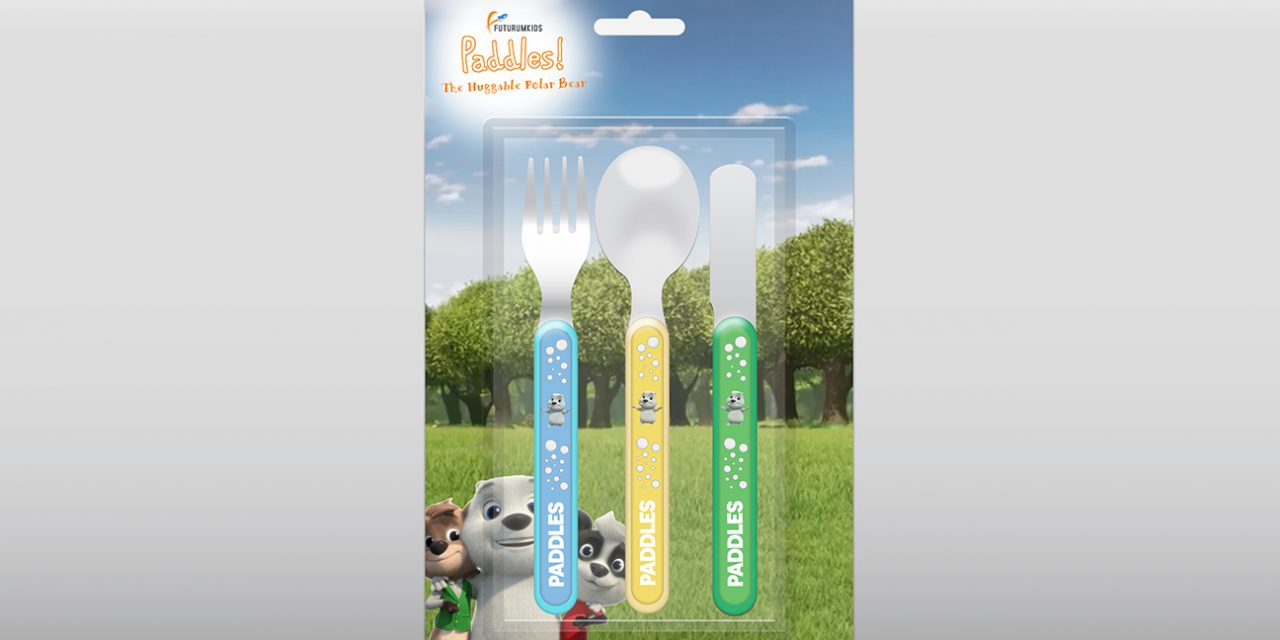 FuturumKids announces licensing and merchandising plans for Paddles