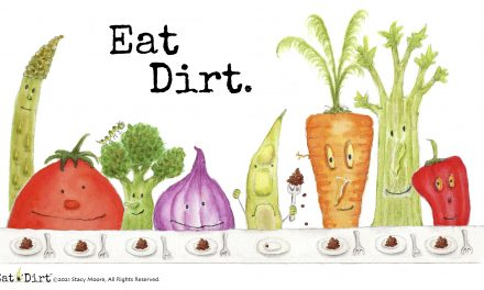 Stacy Moore appoints Edutainment Licensing to rep Eat Dirt!