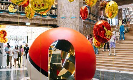 Galeries Lafayette Celebrates 25 Years of Pokémon
