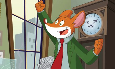 Superights adds new sales for Geronimo Stilton