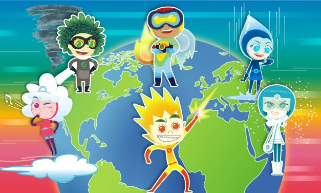Mondo Introduces MeteoHeroes – the video game