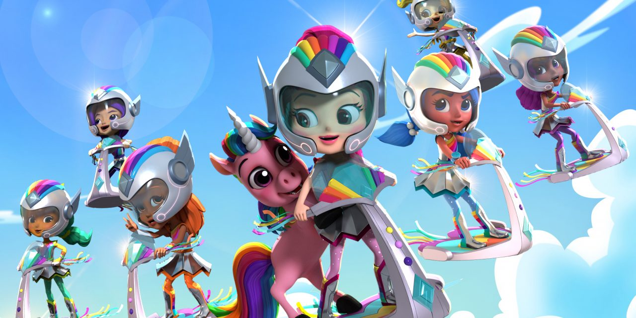 Genius Brands Appoints of Never Wrong as global master toy partner for Rainbow Rangers