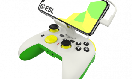 ESL's First Foray Into Mobile Gaming Hardware Offers Improved Connectivity for Ultimate Tournament Play