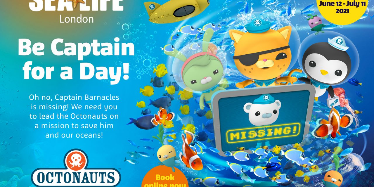 Silvergate Media and Merlin Entertainments extending Octonauts partnership