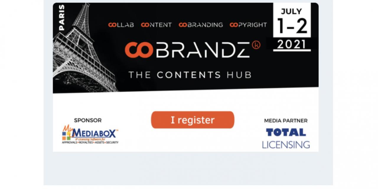 Cobrandz Paris: Collab', Content, Co-branding & Licensing
