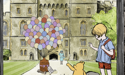 Royal Celebrations for Winnie the Pooh's 95th