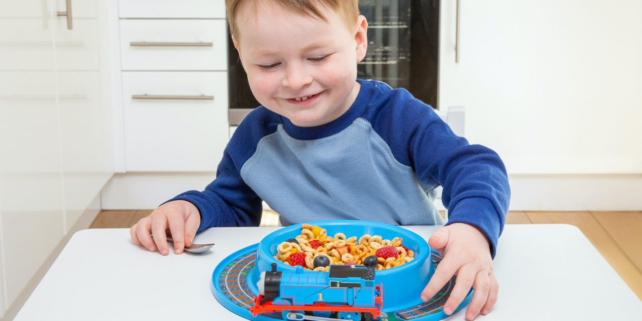 Munchy Play partners with Thomas & Friends
