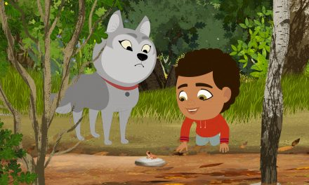 Through the Woods shorts from Fred Rogers Productions to Air