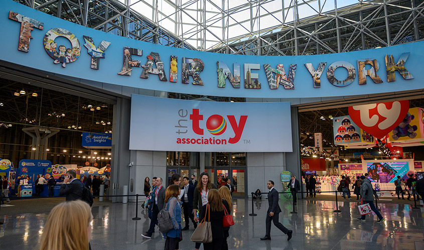"""TOY FAIR NEW YORK TO HOST """"WORLD OF TOYS"""" PAVILION BY SPIELWARENMESSE eG"""