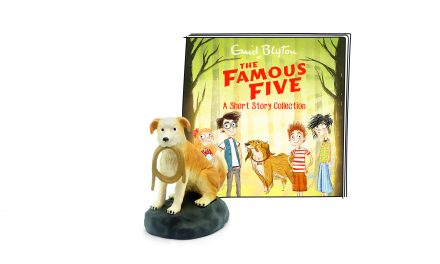 tonies introduces 'The Famous Five: A Short Story Collection'
