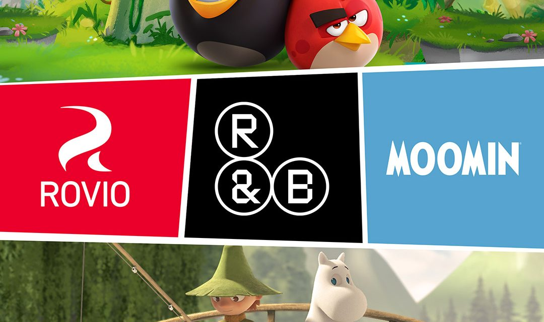 Rights & Brands and Rovio Entertainment sign exclusive mobile games deal for Moomin